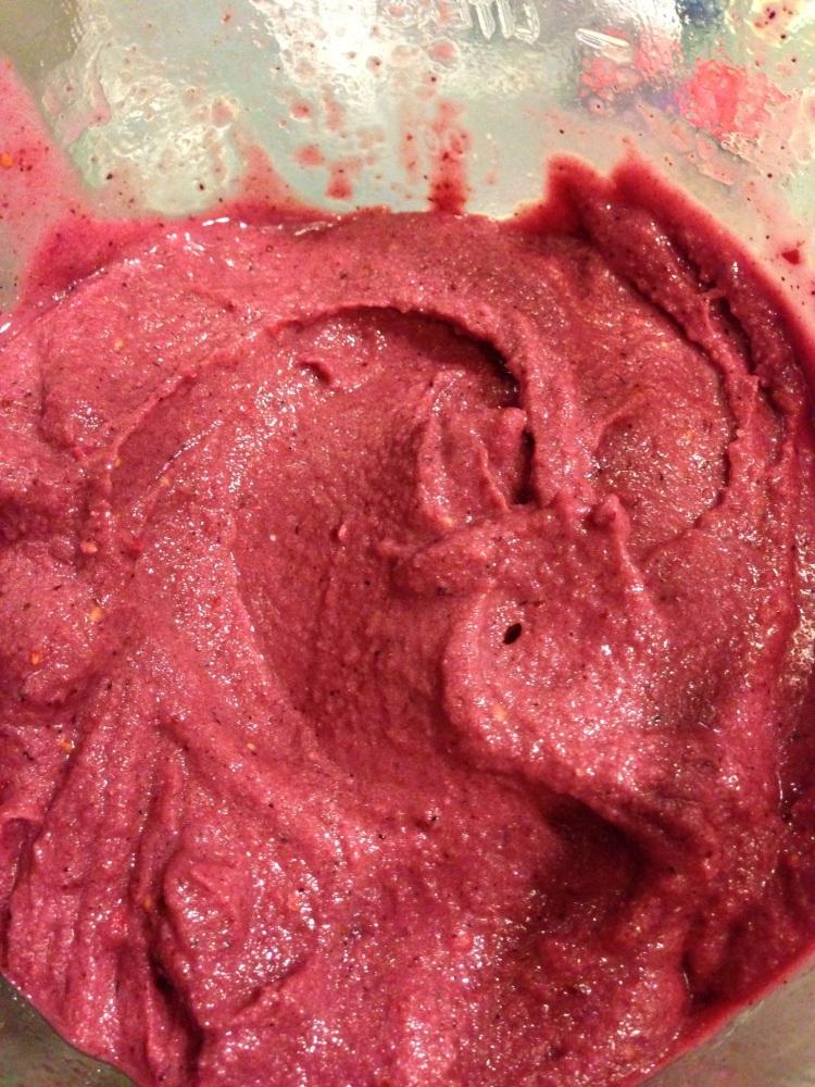 Strawberry, Cherry, Blueberry, Raspberry, Pomegranate Aril Smoothie