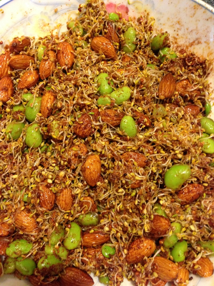 Spicy Sprouts