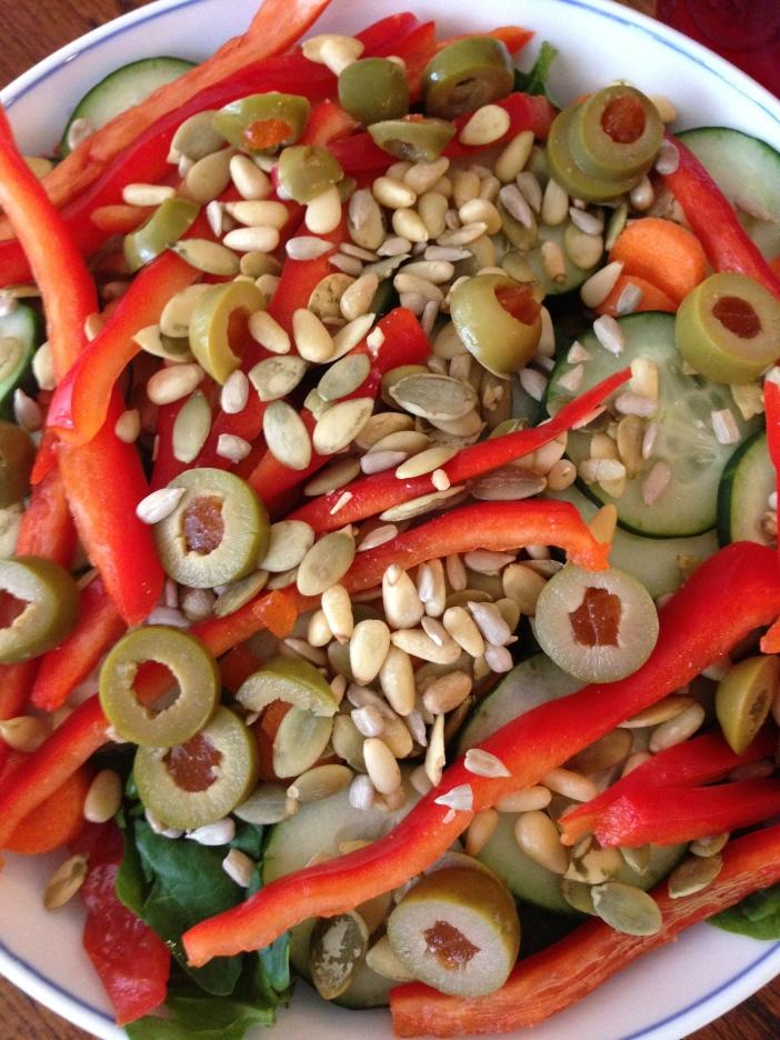 Freestyle Salad
