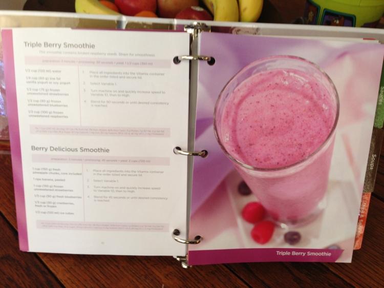 Cookbook on Kickstand
