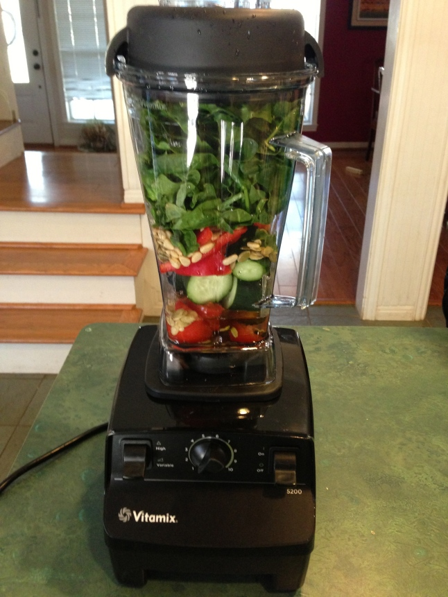 Loaded Blender