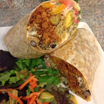 Va's Insane Mexican Wrap