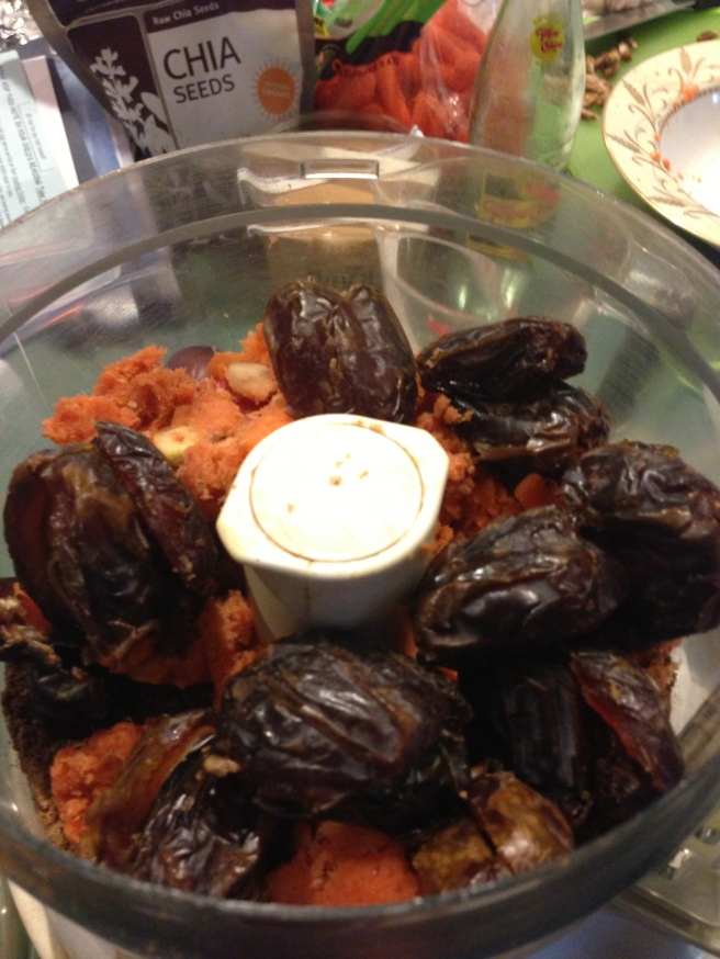 Dates and Pulp Join the Processor Party