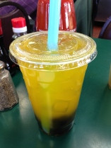 Mango Bubble Tea