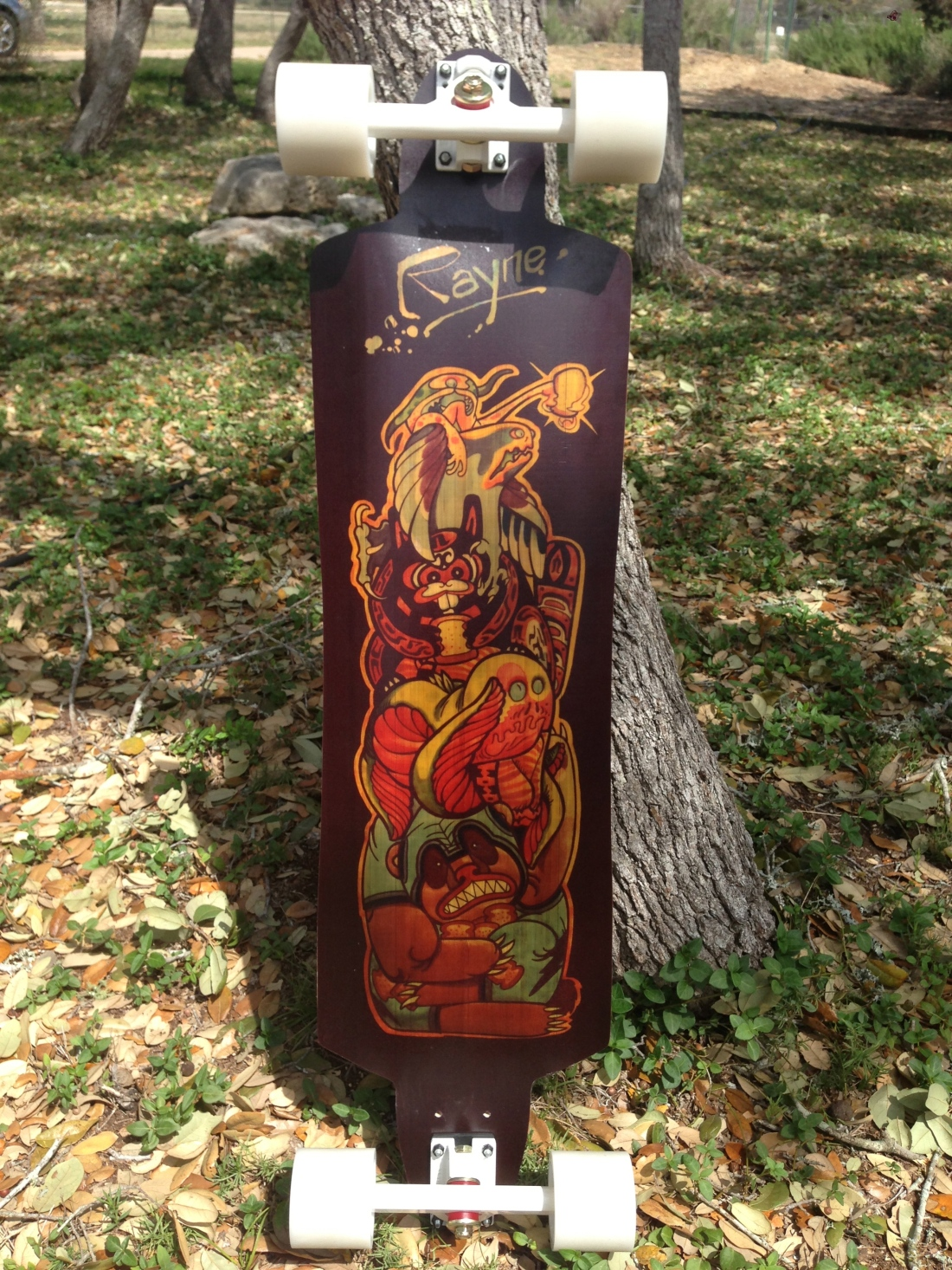 Rayne Killswitch Longboard