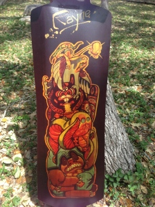 Rayne Killswitch Longboard
