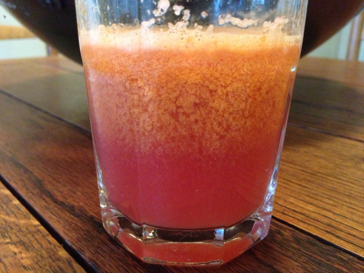 Carrot Apple Radish Juice