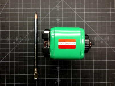 Classroom Friendly Pencil Sharpener