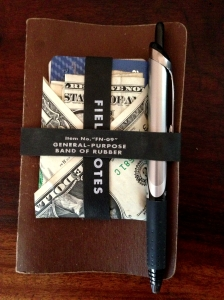 Pocket Contents
