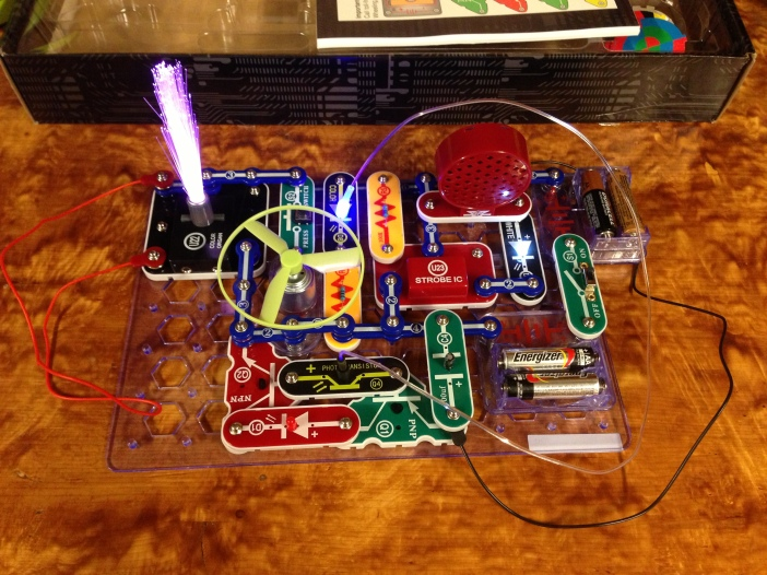 Snap Circuits Lights