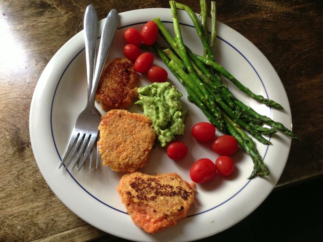 Vegan Plate