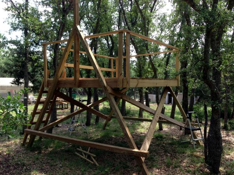 Treehouse Platform