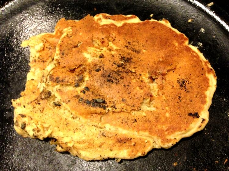 Hemp Milk Pancakes