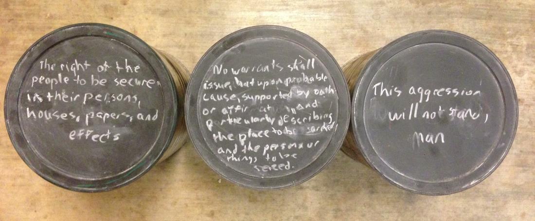 Coffee Can Stash Tins