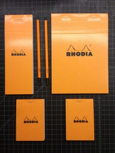 Rhodia Essential Box