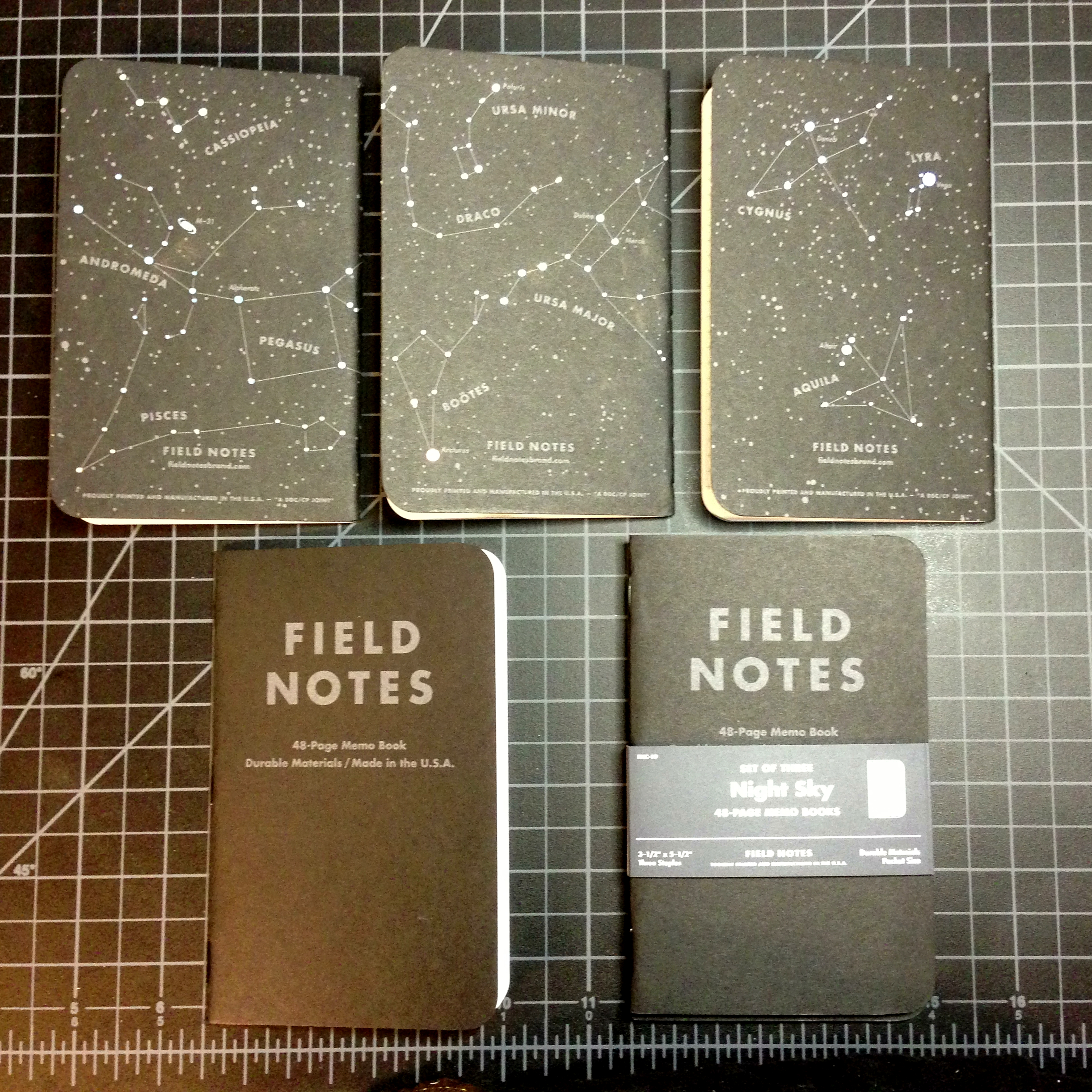 Field Notes Night Sky Field Notes Night Sky | Ryan
