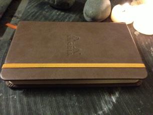 Chocolate Rhodiarama Webnotebook